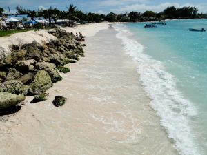 Barbados - Oistens Beach Shoreline