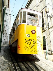 Lisbon Portugal - Trolley