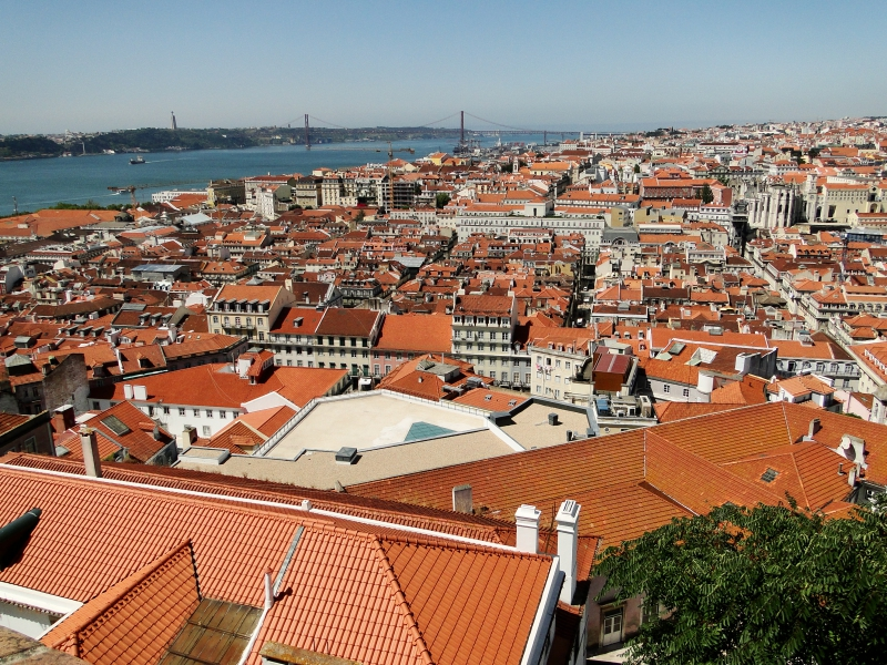 Lisbon Portugal - City Views